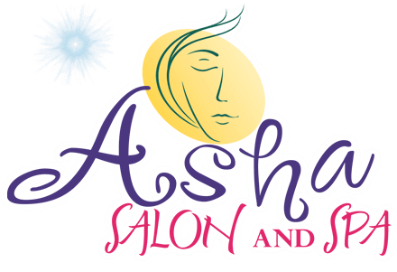 Asha Salon & Spa Logo